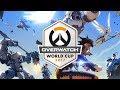 Lagu Overwatch World Cup 2017 - Shanghai Qualifier Group A&B (day 3 )
