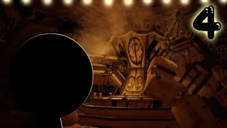 Stickman Vs Bendy and the Ink Machine, Chapter 4 in a nutshell | Animation