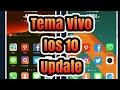 (Tema) Tema iOS 10_update for Vivo V3 & Y55