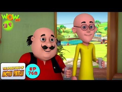 Shaitan Ice Cubes - Motu Patlu in Hindi - 3D Animation Cartoon for Kids thumbnail