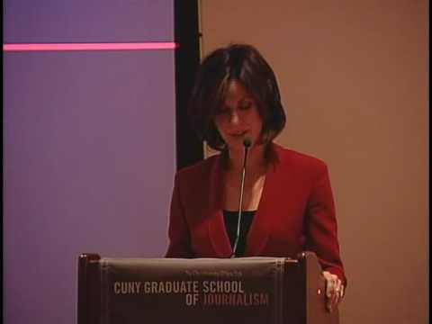 Elizabeth Vargas -- Awards for Excellence in Journalism
