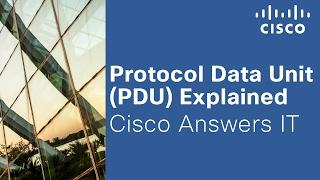 Protocol Data Unit (PDU) Explained