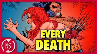 How Many Times has JEAN GREY Died? || Comic Misconceptions || NerdSync