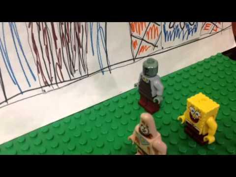 Lego SpongeBob Episode 12: Get Out Of My Life Pt. 2 thumbnail