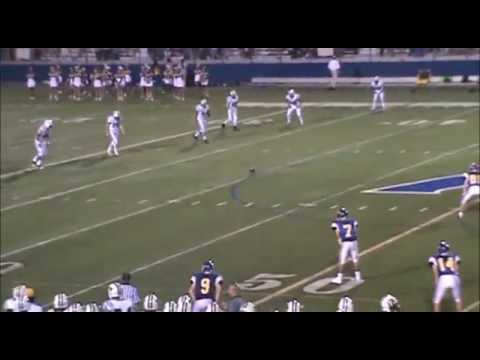 MATTHEW RUSSO #14 HOLY TRINITY HIGH SCHOOL HIGH LIGHT TAPE - 10/21/2013