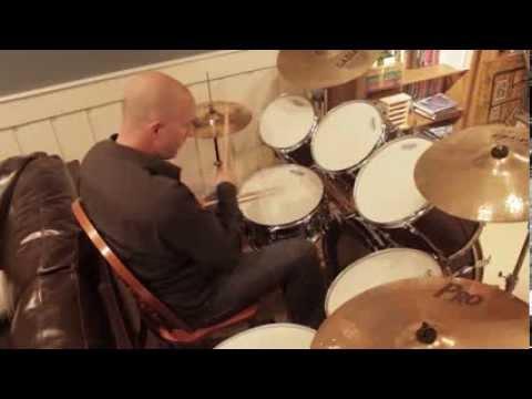 Tama Rockstar DX 7-Piece Drum Set Demo