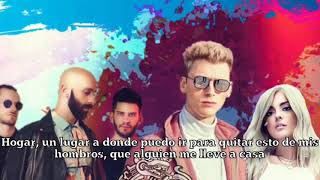 Download Lagu Home - Machine Gun Kelly, X Ambassadors ft Bebe Rexha Subtitulada al Español. Gratis STAFABAND
