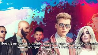 Download Lagu Home - Machine Gun Kelly, X Ambassadors ft Bebe Rexha Subtitulada al Español. Gratis STAFABAND