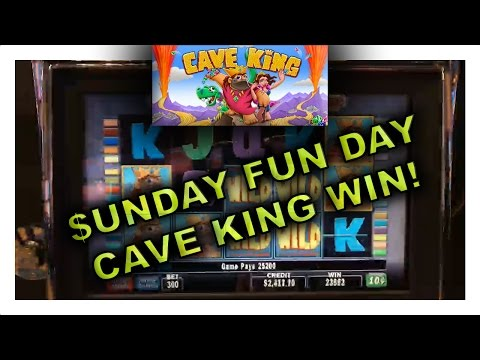 💰 Sunday Funday Cave King Jackpot! 👑