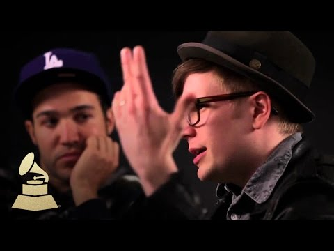 Pete Wentz & Patrick Stump of Fall Out Boy - On New Album