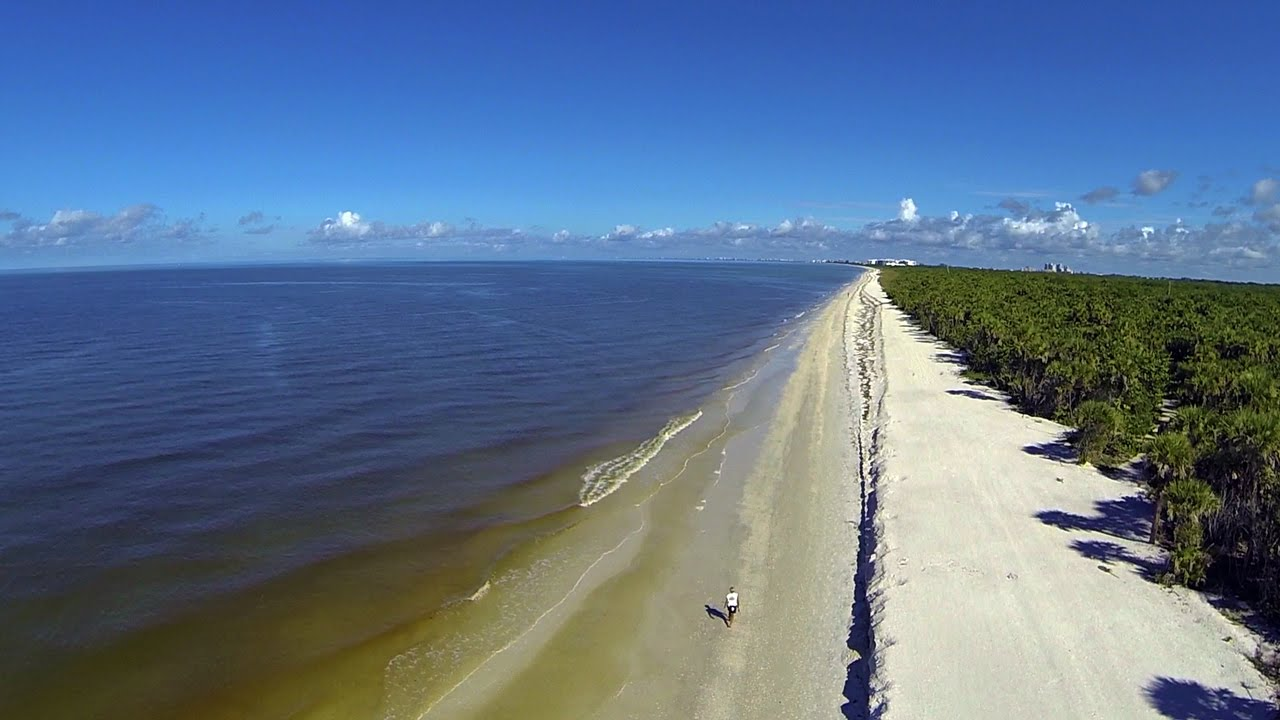 Unspoiled Beaches Florida Miles of Unspoiled Beach