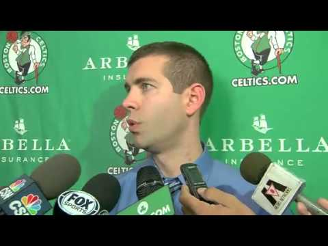 Brad Stevens Postgame | Boston Celtics vs Miami Heat | November 9, 2013 | NBA 2013-14 Season
