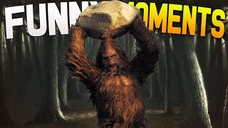 WE KILLED BIGFOOT!! Finding Bigfoot Funny Moments!