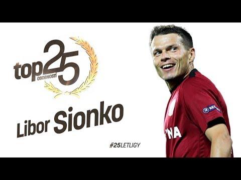 TOP 25 osobností: Libor Sionko