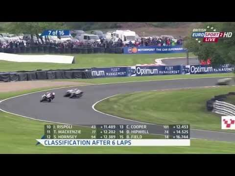 British Supersport 2014 R2 Oulton Park Race2