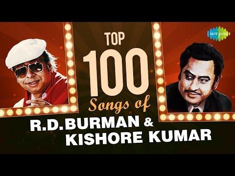 Top 100 Songs Of R.D Burman & Kishore Kumar | आर.डी बर्मन और किशोर कुमार के 100 हिट गाने | HD Songs thumbnail