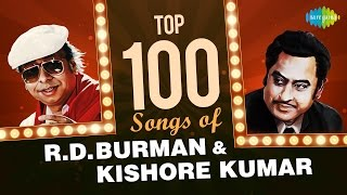 Top 100 Songs Of RD Burman  Kishore Kumar        1