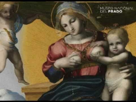 Colección: La Virgen y las ánimas del Purgatorio, de Pedro Machuca