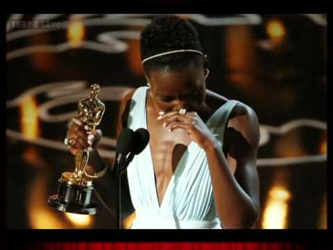 Lupita Nyong'o - 12 years a slave cast member and kenyan actress oscar winner