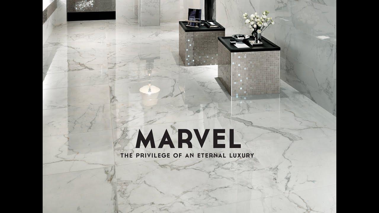Atlas Concorde Marvel Floor Amp Wall Marblelook Youtube