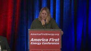 Amanda Maxham on Panel 3: Why CO2 Emissions Are Not Creating a Climate Crisis