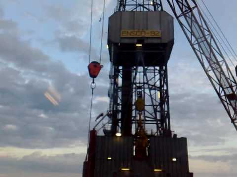 Offshore Crane Operations