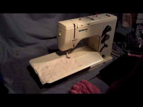 Serviced Strong Heavy Duty Vintage Bernina Record 830 Embroidery Sewing Machine 13042251