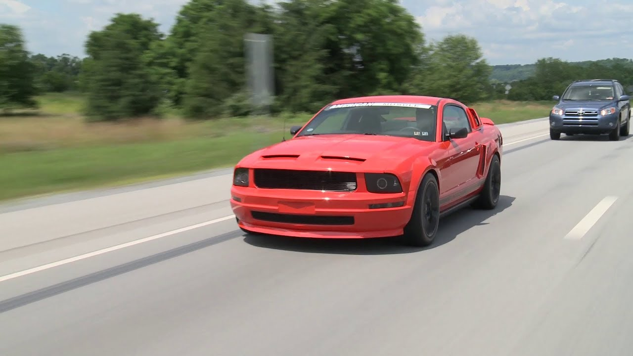 Build A Ford >> 2005-2009 Mustang V6 Power & Acceleration Pack - AmericanMuscle Bolt-On Build-Ups - YouTube