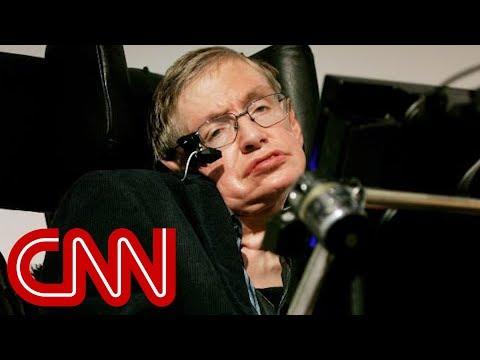 Physicist Stephen Hawking has died