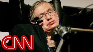 Physicist Stephen Hawking has died