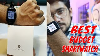 WHY I BOUGHT AMAZFIT BIP SMARTWATCH IN 2019? ||  BEST BUDGET SMARTWATCH