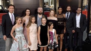 """""""Annabelle: Creation"""" Premiere With All Cast On The Black Carpet"""