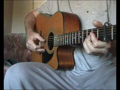 www.Play-Blues-Guitar.eu - Southern Rag - Blind Blake (Cover) - Ragtime Blues Guitar