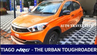 Tata Tiago NRG Petrol I Tata Tiago NRG Price, Features, Specifications