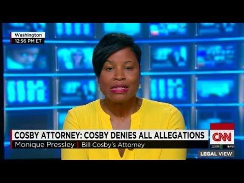 Bill Cosby's Lawyer Addresses Rape Allegations