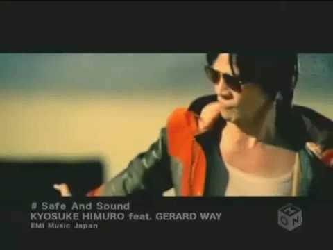 Kyosuke Himuro + Gerard Way - Safe And Sound (Music Video) ACC Ending