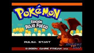 Pokémon Fire Red #1 ¡Primer Pokémon FUEGO! [ Español HD ]