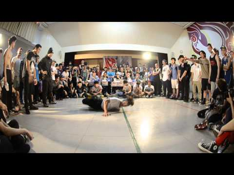 R16 China - Hong Kong Qualifier|1on1|Final|Bboy Off vs Bboy Astro