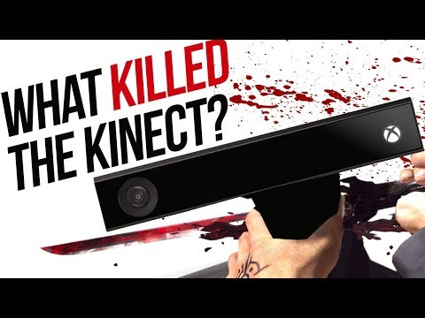 What Killed The Kinect?