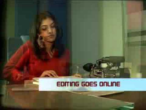 Online video editing via Jumpcut!