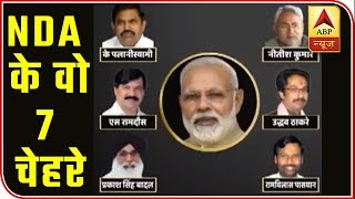 These 7 Faces Can Change The Game Of 2019 LS Polls | Master Stroke | ABP News