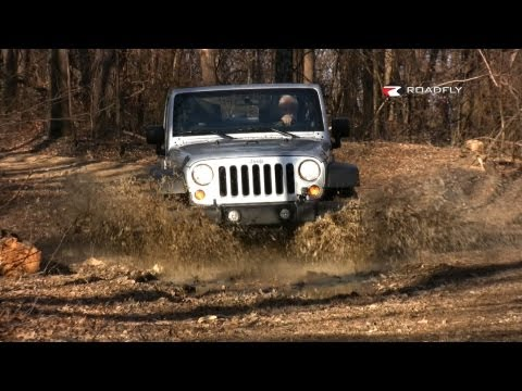 Jeep Wrangler Sport 2012 Review & Test Drive with Emme Hall by RoadflyTV