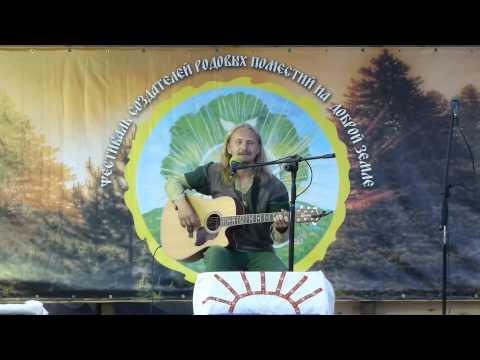 Сольное выступление Сашки Зотова 14 июля 2012 года