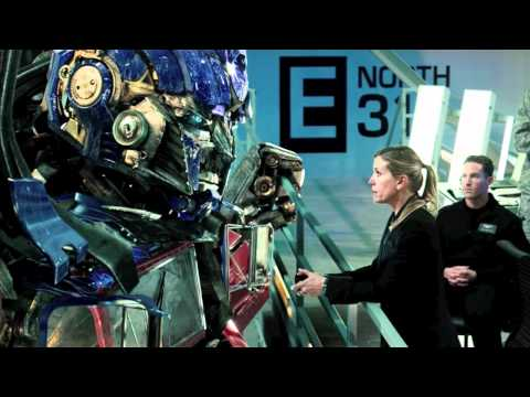 Transformers 3- Skillet- Awake and Alive Music Video + Lyrics (Dark of the Moon Official Soundtrack)