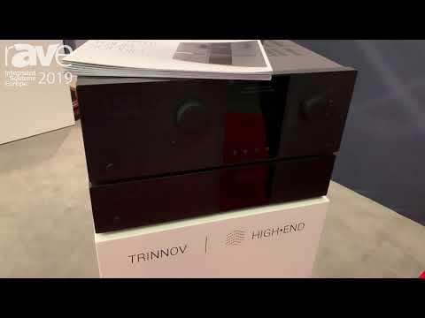 ISE 2019: Trinnov Audio Exhibits Altitude 32 Immersive Audio Processor