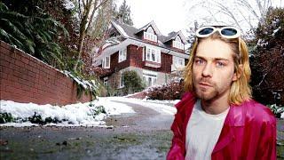 #924 KURT COBAIN's Seattle Drug Den & Last House - Last Days - Daily Travel Vlog (2/16/19)