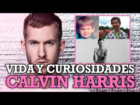 CALVIN HARRIS: Vida Y Curiosidades