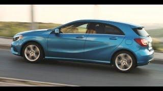 Test - Mercedes A180 // Eren Tekin