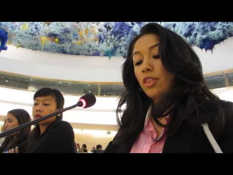 IOC Recommendations at the 2013 United Nations Sixth Forum on Minority Affairs