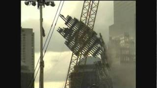 Rare and new FEMA footage of Ground Zero